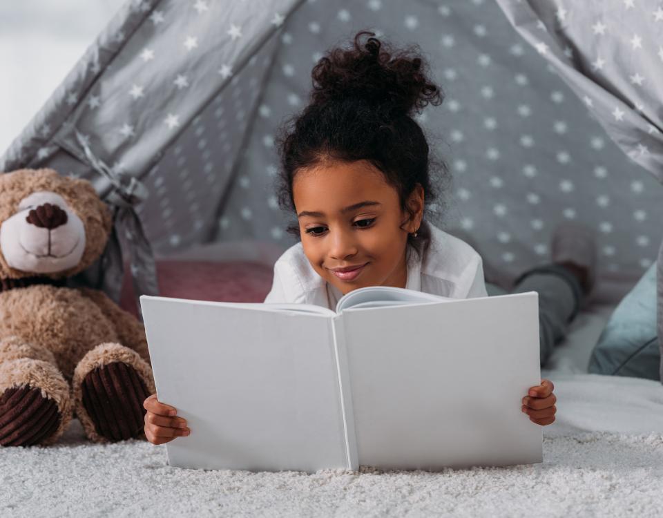 kinderboeken over krullen